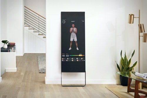 MIRROR home gym