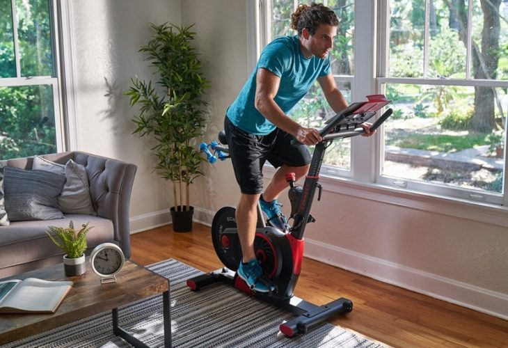 is an air bike or spin bike better?